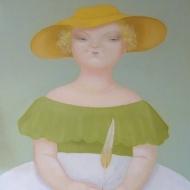 Il cappello giallo