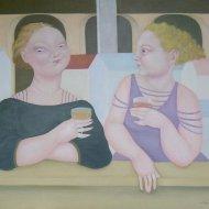 il-brindisi-olio-su-tela-60x80-2008