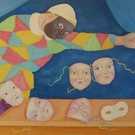 Arlecchino e le maschere