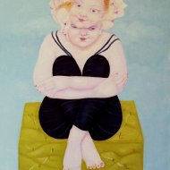 Stati emotivi-olio su-tela-50x70-2015